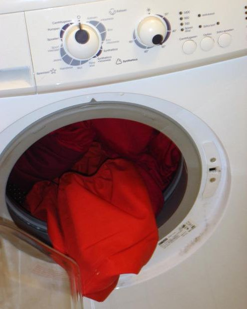 Washer Leaking Water