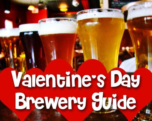 Valentine's Day Breweries Guide Sacramento