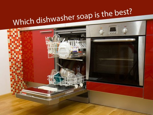Which dishwasher soap is the best?