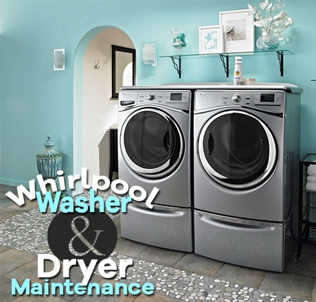 whirlpool washer and dryer repair and maintenance