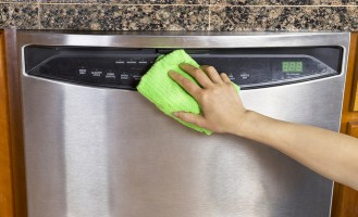 how to remove rust from appliances