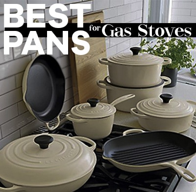The Best Pans For Gas Stoves Lake