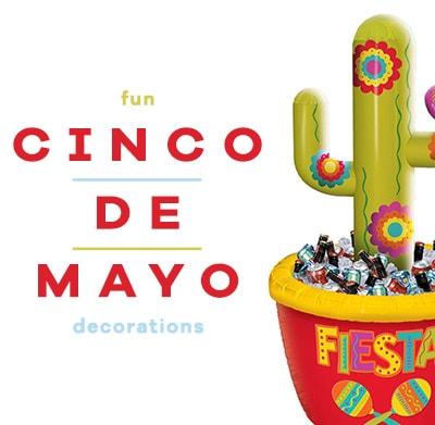 Fun Cinco De Mayo Decorations