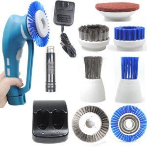 electric scrub brushes