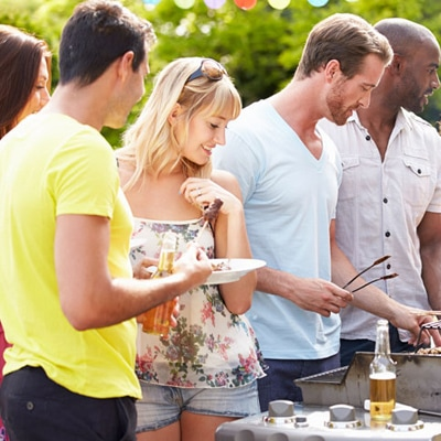 Spectacular Fourth of July BBQ Party Ideas: Food, Fire + Fun!