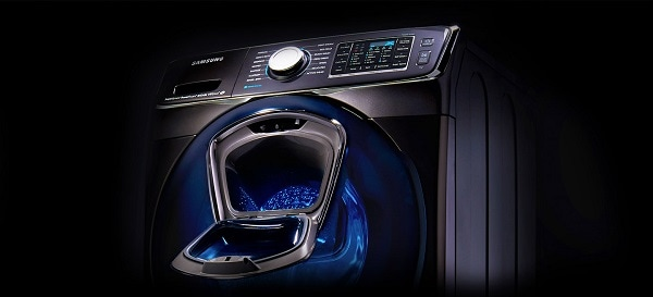 Add Clothes to Front Load Washers