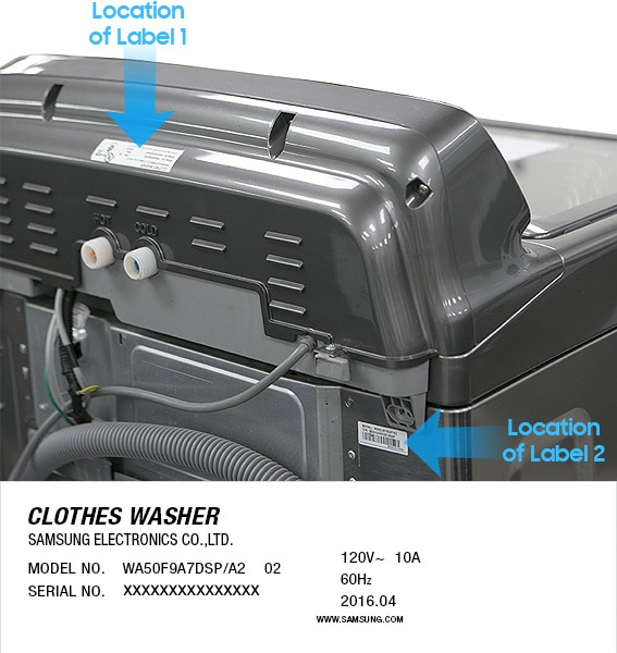 if your washer is affected by the recall you will be offered two