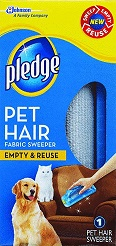 does pet hair damage washing machine