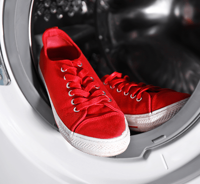 Can You Put Shoes in the Washer at Home?