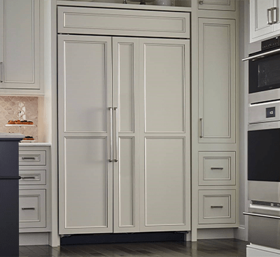 What's the Difference Between Integrated and Built-In Refrigerators?