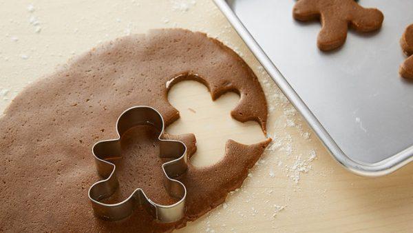 christmas cookies kids can make
