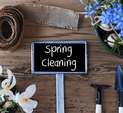 Lake's Ultimate Guide to Spring Cleaning Success