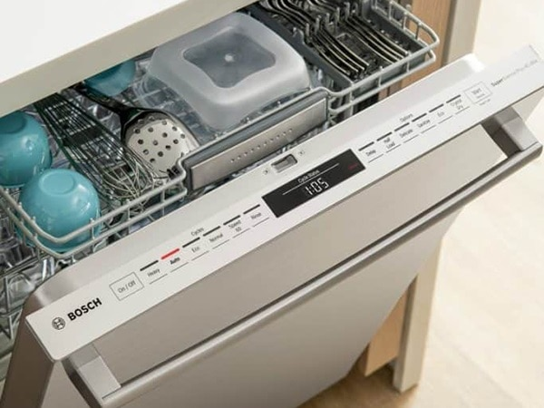 bosch dishwasher wont start