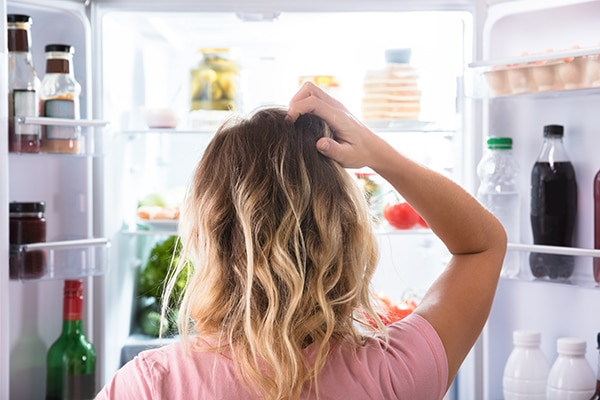 5 Foods You Shouldn't Put in the Refrigerator