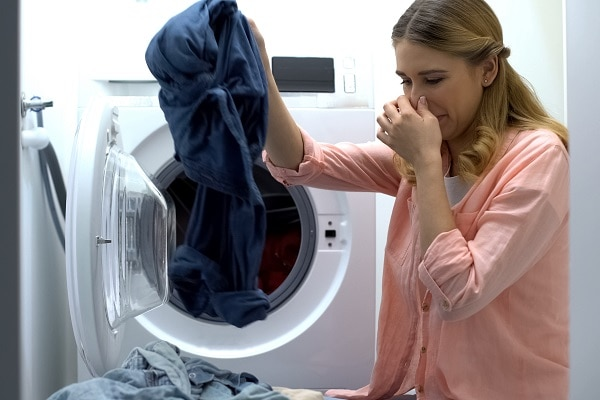 Why Your LG Front Load Washer Smells and How to Clean It