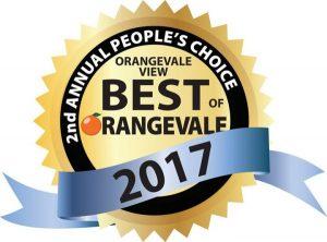 best of orangevale 2017 winner