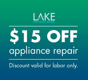 Appliance Repair Elk Grove coupon