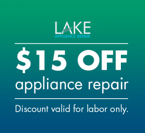appliance repair fair oaks