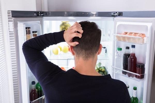 maytag refrigerator vibrating noise